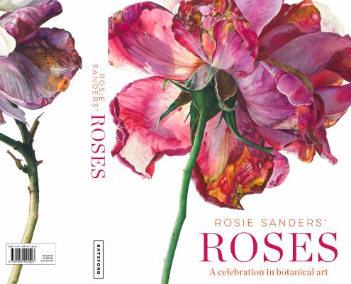 Rosie Sanders Roses book jacket